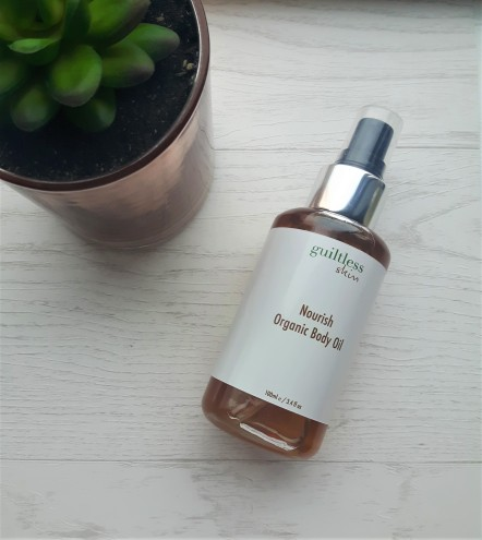 Guiltless Skin Body Oil