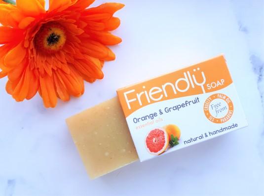 Friendly Soap