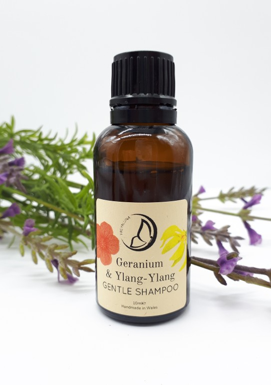 Geranium and Ylang