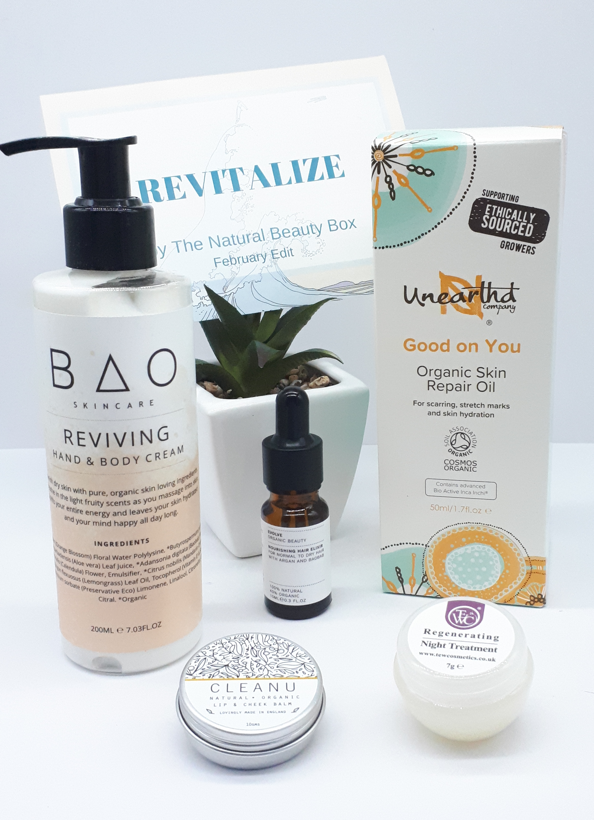 The Natural Beauty Box: February 2019 (Review)