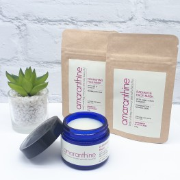 Amaranthine Masks and balm