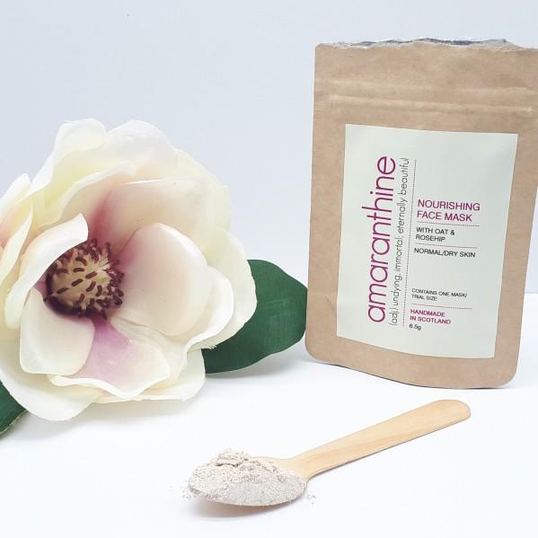 Amaranthine Nourishing Mask Magnolia Flower