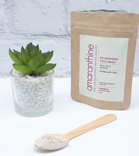 Amaranthine nourishing Mask plant