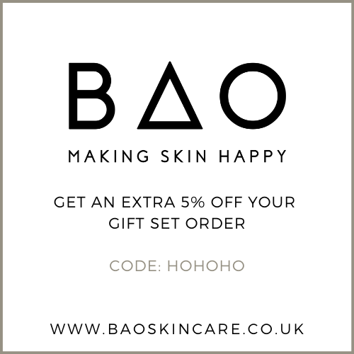 BAO Skincare 5% discount off Gift Sets