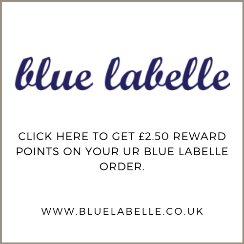 Get £2.50 off your Blue Labelle order link on Beauty Folio Natural Beauty Blog